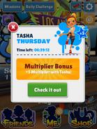 TashaThursday