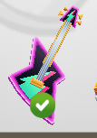 Selected Rockstar
