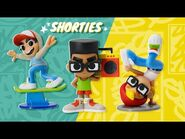 NEW! Subway Surfers Shorties - mini collectible figures - Alpha Group x SYBO x Toys R Us Canada