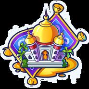 Arabia City Icon