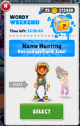 NameHunting Jake