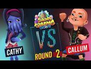 Subway Surfers Versus - Cathy VS Callum - Oxford - Round 2 - SYBO TV