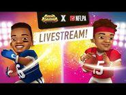 🔴 Last NFLPA Run in Miami w-Saquon Barkley and Patrick Mahomes ! - Subway Surfers Gameplay - Miami