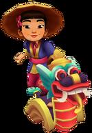 Liu using Naga Board