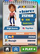 Top run Marco