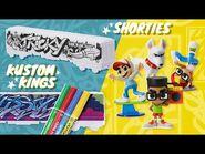 NEW! Subway Surfers Kustom Kings & Shorties - Alpha Group x SYBO x Toys R Us Canada
