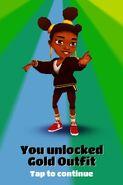 UnlockingGoldOutfit