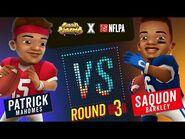 Subway Surfers Versus - Patrick Mahomes VS Saquon Barkley - Miami - Round 3 - SYBO TV