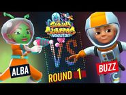 Subway Surfers Versus - Alba VS Buzz - Houston - Round 1 - SYBO TV