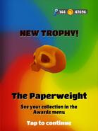 TrophyThePaperweight
