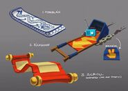 Rickshaw Concept