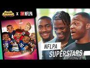 NFLPA stars play Subway Surfers & drop words of wisdom! - Subway Surfers x NFLPA