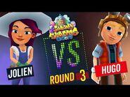 Subway Surfers Versus - Jolien VS Hugo - Oxford - Round 3 - SYBO TV