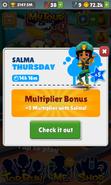 Salma Thursday (Sub Surf)
