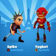 Spike/tagbot