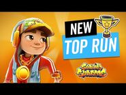 WHAT'S NEW? Subway Surfers Top Run Champion Tiers - Feature Spotlight