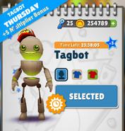 TagbotThursdaySelection