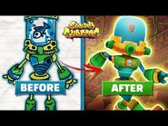 How Fan-Art Became a Subway Surfers Character!! Tankbot - Subway Surfers