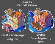 CopenhagenCityIconsByMathildeGarreau