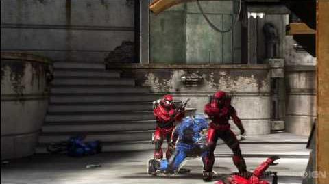 Halo Reach and Halo 3 Compared
