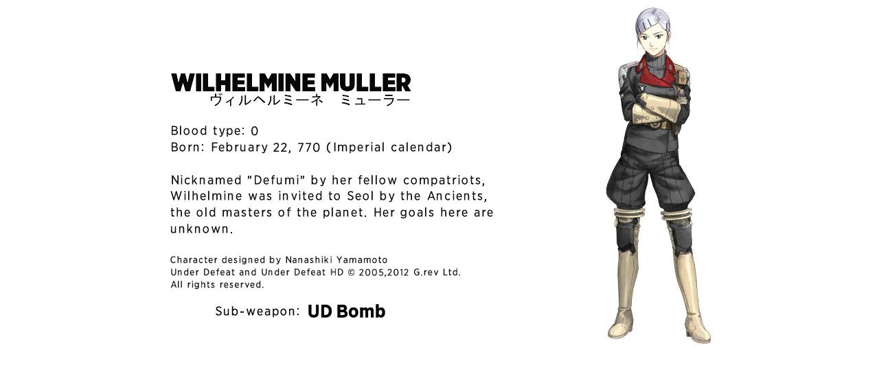 Wilhelmine Muller