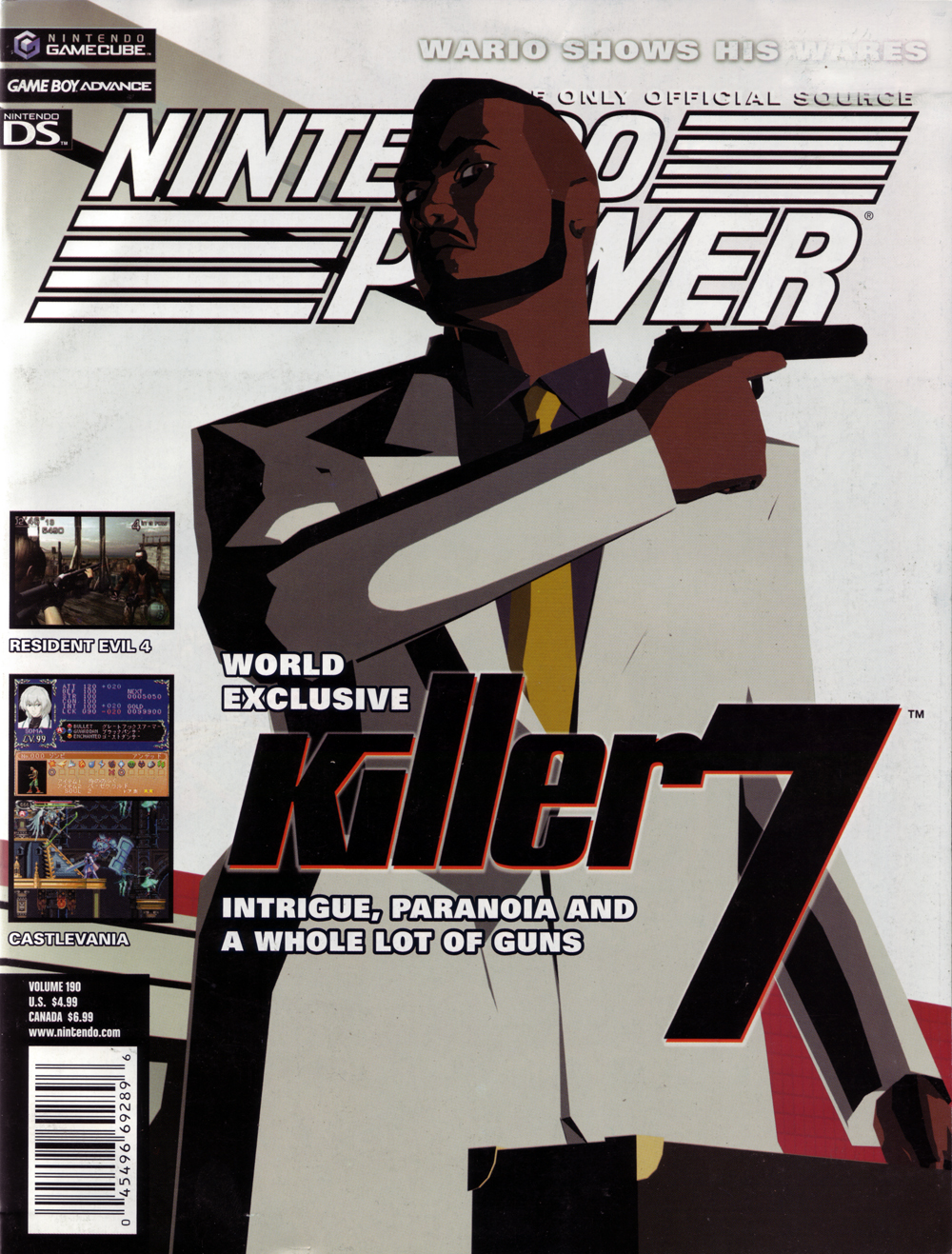 Killer7 World Exclusive: Intrigue, Paranoia and a Whole Lot of Guns