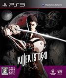KillerIsDead(PS3-J)