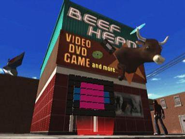 Beef Head
