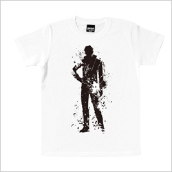 NO MORE HEROES 2 DESPERATE STRUGGLE × graniph Collaboration Tshirts 01
