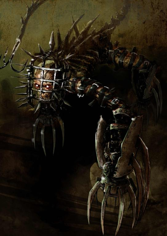 Witchdog Demon