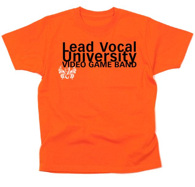 Lead Vocal University