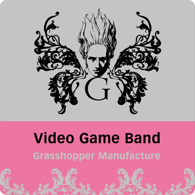 Video Game Band Sticker