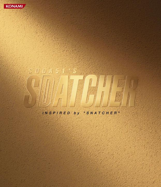 "SUDA51'S SDATCHER -INSPIRED by ""SNATCHER""-"
