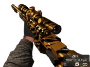 TRG(IK)Gtiger Bayonet