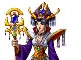Queen Lusica of Haskilia
