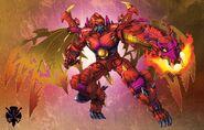 Dragon Megatron