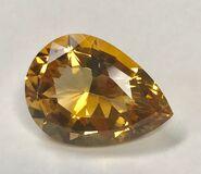 Citrine's gemstone