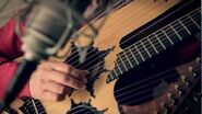 """""""Hall Of The Mountain King"""" Keith Medley and his 27-string Medley Guitar"""