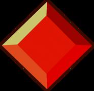 Blood Diamond CGP gemstone