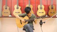 """千本桜 """"Senbonzakura"""" Guitar Cover- Steven Law"""