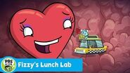 FIZZY'S LUNCH LAB Freezer Burn Give Your Heart a Valentine (Song) PBS KIDS