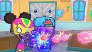 FIZZY'S LUNCH LAB Freezer Burn Food Rainbow Rock (Song) PBS KIDS