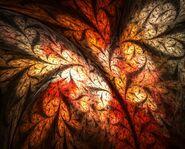 Autumn leaf by norwegianangel