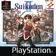 Suikoden II - Psx Cover (E)