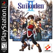 Suikoden II - Psx Cover (U)