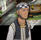 El Qaral Old Townsman