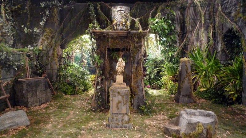 Ancient Tomb of Princess Zaria