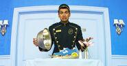 Esteban in kitchen