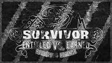Survivor Entitled vs