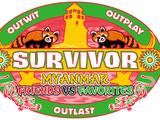 Survivor: Friends vs. Favorites